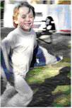 Barnet-springer